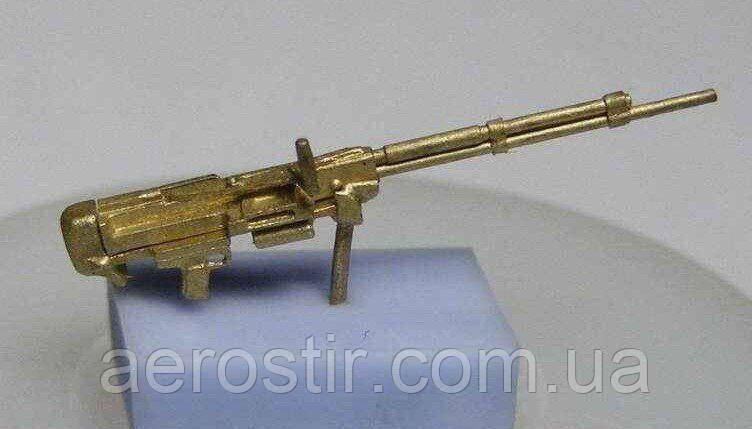 Пулемет 12,7 мм УБТ [ универсальный Березина] 1/72 Mini World 7210
