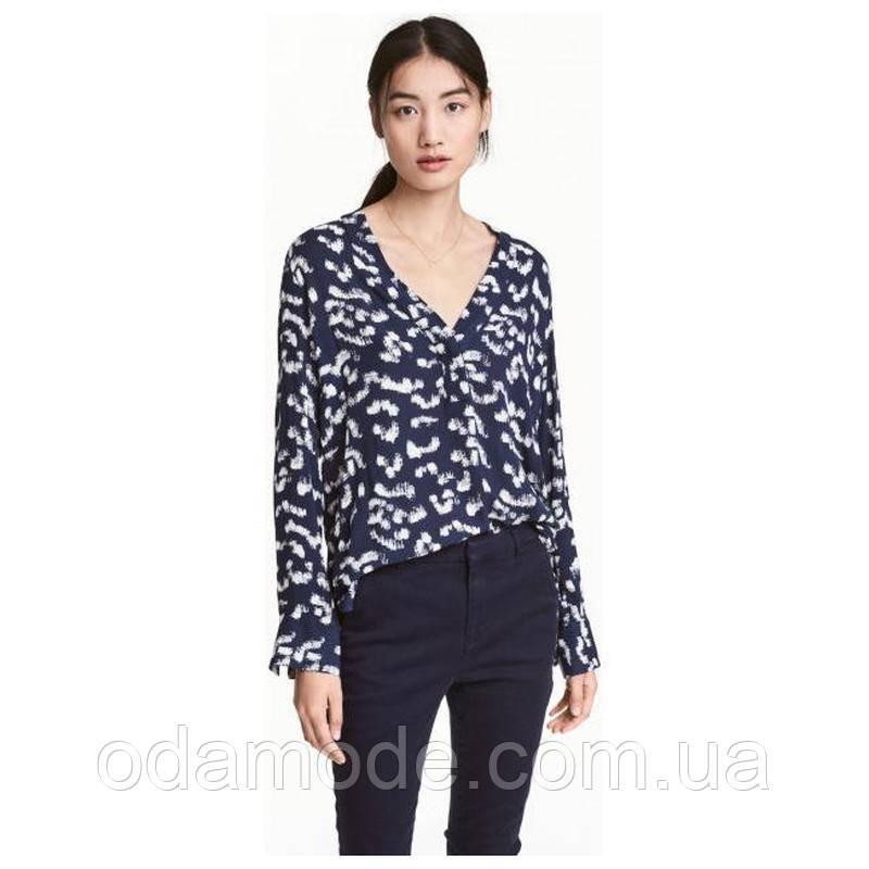 Блуза женская с принтомH&M