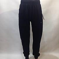 Спортивные штаны (больших размеров) под манжет Billcee xl, 2xl, 3xl, 4xl темно-синие, фото 1