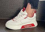 Жіночі кросівки Inshoes білі, фото 2