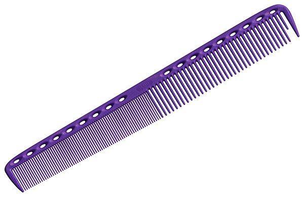 Расческа для стрижки Y.S. Park YS-335 Deep Purple