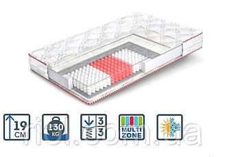 Ортопедичний матрац Carmin / Кармін з блоком незалежних пружин серії red Four від MatroLuxe