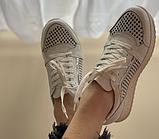 Жіночі кросівки Inshoes білі, фото 4