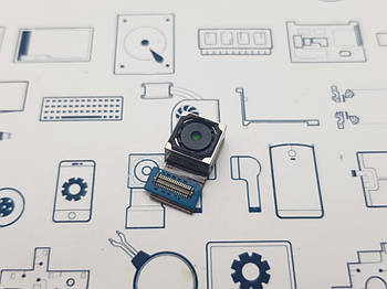 Фронтальная камера Sony Xperia XZ F8331 (передняя) Сервисный оригинал с разборки