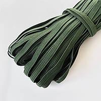 М'яка гумка 6 мм зелена хакі