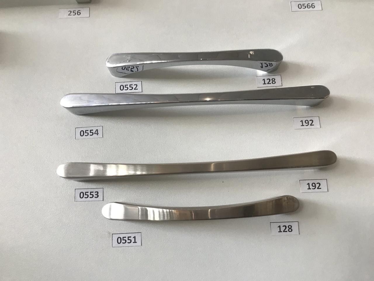 Ручка CLEO (192 мм, Сталь)