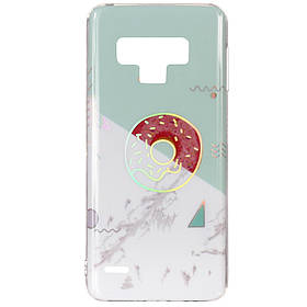 TPU чехол Marble Series для Samsung Galaxy Note 9.