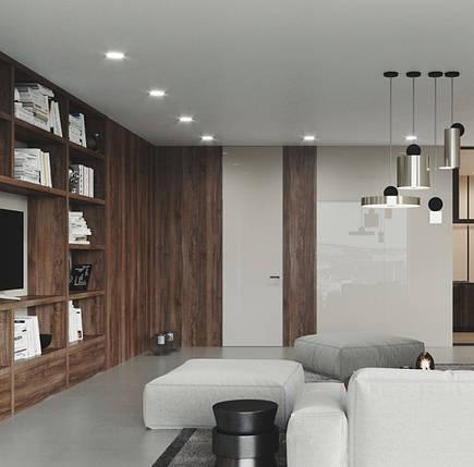 Стеновые декоративные панели. МДФ, HPL, шпон, покраска или зеркало, фото 2