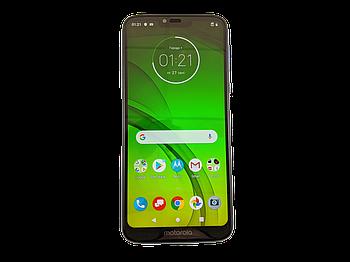 Motorola Moto G7 Power (XT1955-6) 4/32Gb Blue Grade А2 Б/У