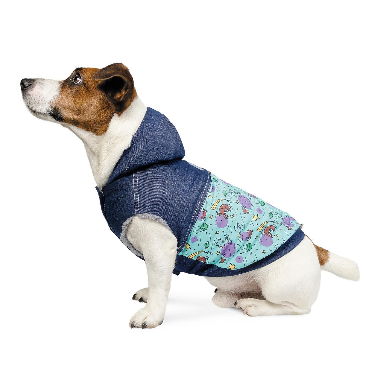 Жилет для собачки Pet Fashion Орбита XS2