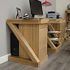 Стол письменный компьютерный из дерева 128, фото 2