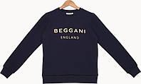 Свитшот BEGGANI England L Темно-синий 7311005EDbuL, КОД: 1631817