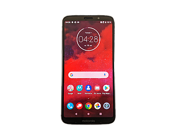 Motorola Moto Z3 (XT1929-17) 4/64GB Black Grade A2 Б/У