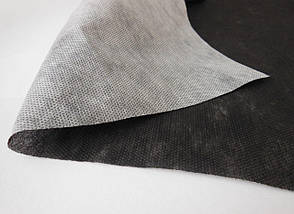 Спанбонд для мед одежды черно-белый 50 г/м2, фото 3