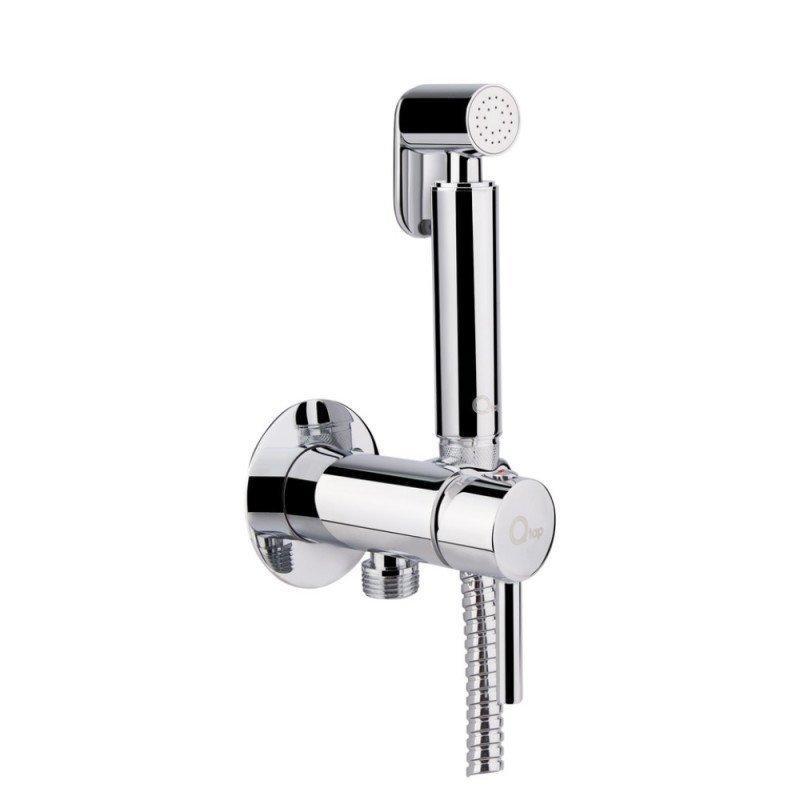 Набор для гигиенического душа скрытого монтажа Q-tap Inspai-Varius V00440001 CRM 29623