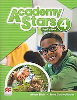 Учебник  Academy Stars 4 Pupil's book  (UA)