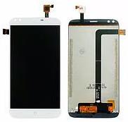 Дисплей для Asus X005 Pegasus 5000 модуль в сборе с тачскрином, белый