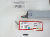 Резец токарный отрезной GPR2525M2,5 c пластинами из твёрдого сплава.