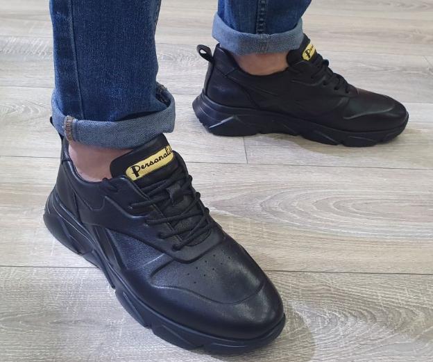 Чоловічі кросівки Inshoes чорні