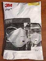 Респиратор 3М 9161Е FFP1 класс защиты с клапаном