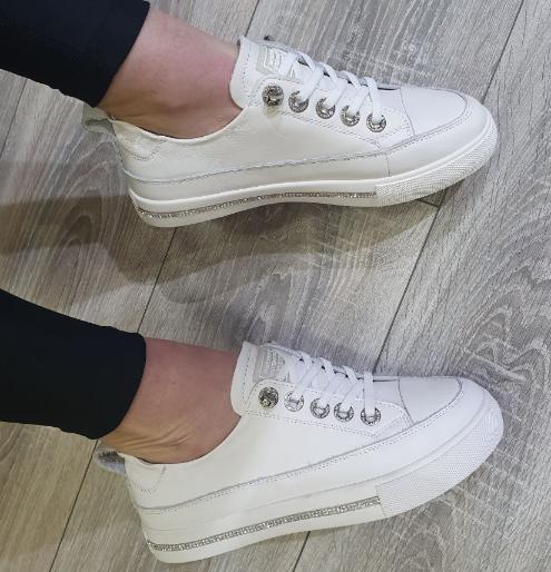 Жіночі кеди Inshoes білі