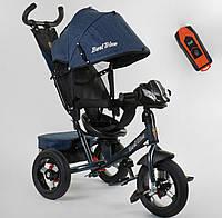 Велосипед 3-х колёсный 7700 В / 74-505 Best Trike, Надувные колёса поворотное сидение, дитячий велосипед ровер
