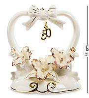 Статуэтка Pavone Золотой юбилей 11 см 103154, КОД: 177677