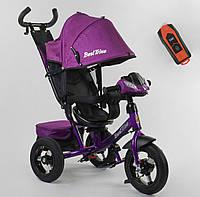 Велосипед 3-х колёсный 7700 В / 75-785 Best Trike, Надувные колёса поворотное сидение, дитячий велосипед ровер