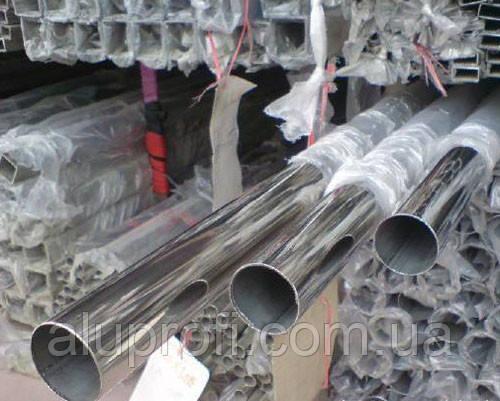 Труба нержавеющая ф30мм 30х1,5мм AISI 304