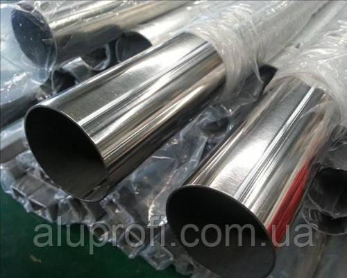 Труба нержавеющая ф57х1,5 мм  AISI 304