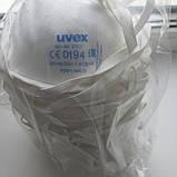 Респиратор Uvex 2110 ffp1 NRD, фото 2