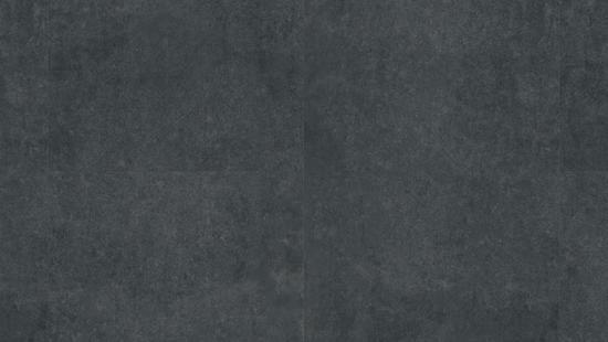 Polished Concrete GRAPHITE iD Click Ultimate Art Vinyl