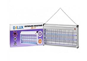 Ловушка для уничтожения насекомых DELUX AKL-41  2х20 Вт, фото 3