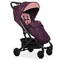 Коляска детская прогулочная SELECT ME 1070 Plum розовый, фото 2