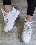 Кеди на платформі Inshoes білі, фото 4