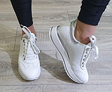 Кеди на платформі Inshoes білі, фото 2