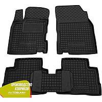 Автомобильные ковры для салона Nissan Qashqai 2014- (Auto-Gumm)