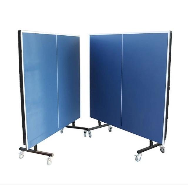 Профессиональный теннисный стол Master Sport M19 синий, зеленый