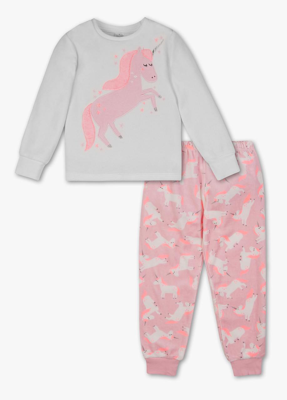 Детская пижама для девочки 2-3 года C&A Германия Размер 98