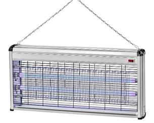 Ловушка для уничтожения насекомых DELUX AKL-41  2х20 Вт, фото 2