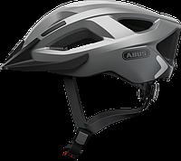 Велошолом спортивний ABUS ADURO 2.0 Glare Silver L (58-62 см), фото 1