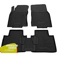 Автомобильные ковры для салона Nissan X-Trail (T32) 2014- (Auto-Gumm)