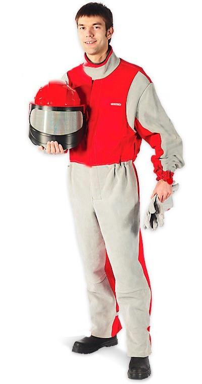 Легкий костюм пескоструйщика Contracor (10130730) S (5466455)
