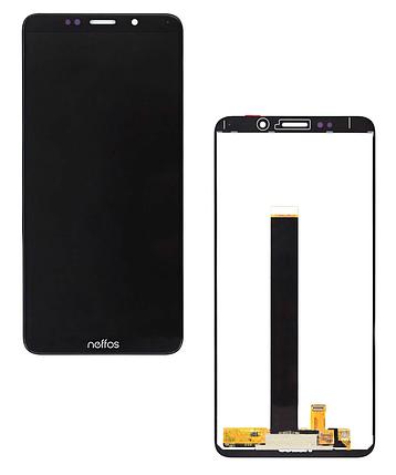 Дисплей + Сенсор для TP-LINK Neffos C9 TP707A Black, фото 2