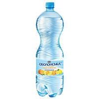 ОБОЛОНЬ Мін вода 2л Лим.+Апельс.