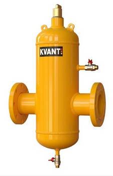 Сепараторы воздуха и шлама, дешламаторы, деаэраторы KVANT
