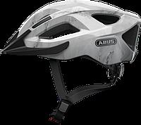 Велошлем спортивный ABUS ADURO 2.0 Grey Marble S (51-55 см), фото 1