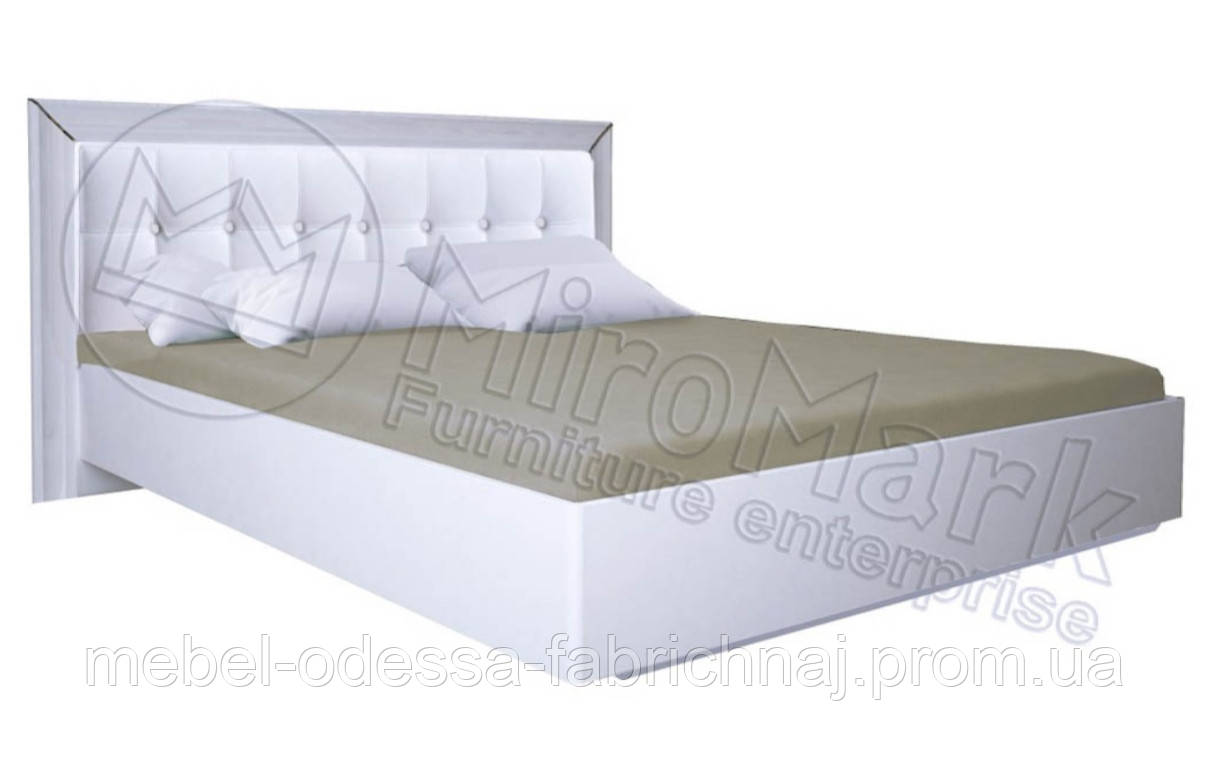 Кровать Белла с мягкой спинкой