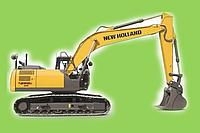Аренда экскаватора NEW HOLLAND E265