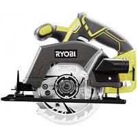 Пила дисковая аккумуляторная Ryobi R18CSP-0